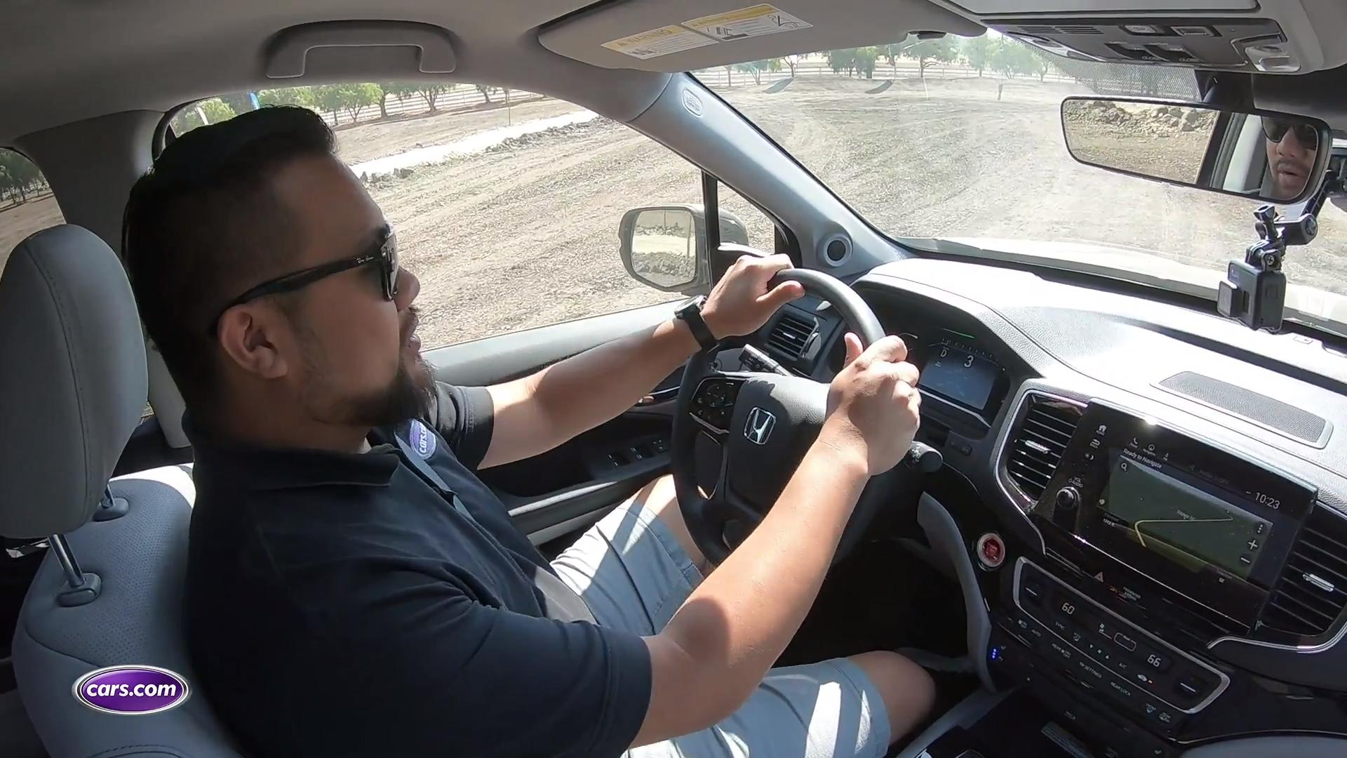 2019 Honda Pilot First Drive: Halfway There