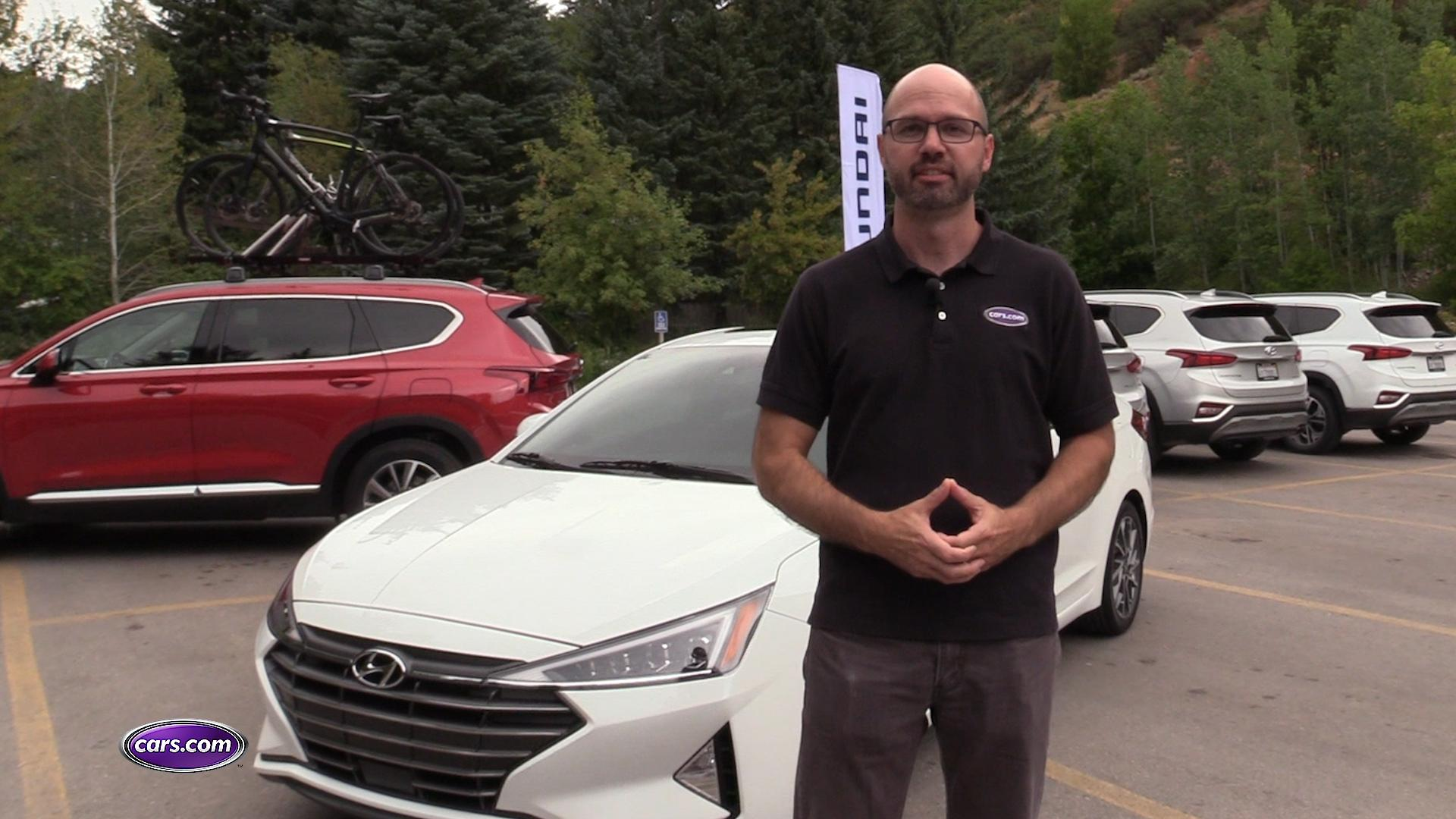Video: 2019 Hyundai Elantra: First Look — Cars.com