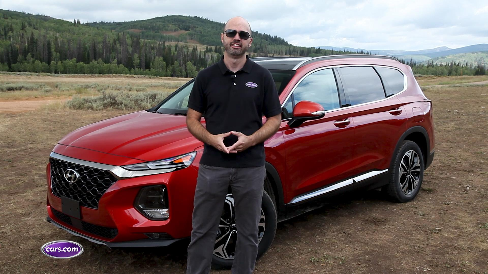 Video: 2019 Hyundai Santa Fe: First Drive — Cars.com