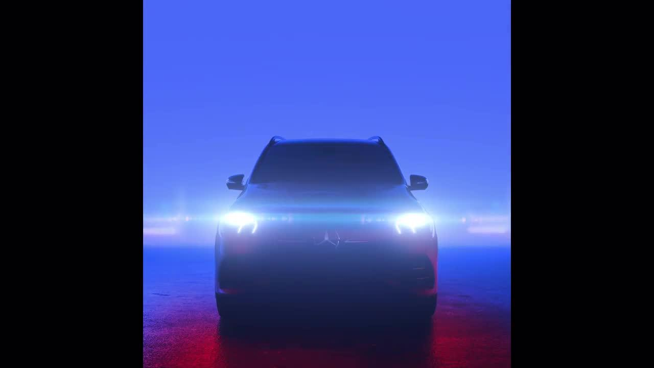 2019 Mercedes-Benz GLE SUV Flashes Us in Tease