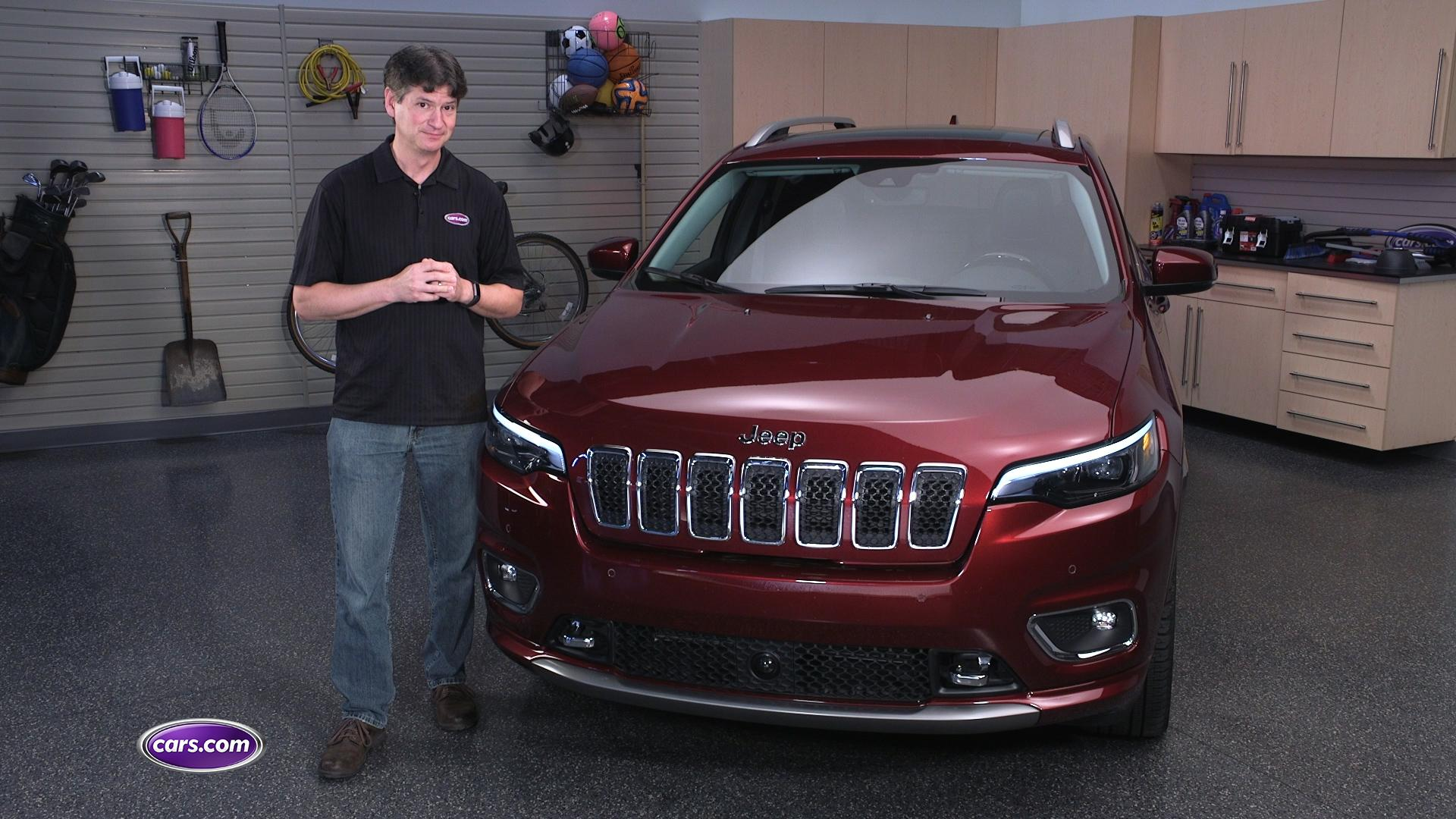 Video: 2019 Jeep Cherokee: Review