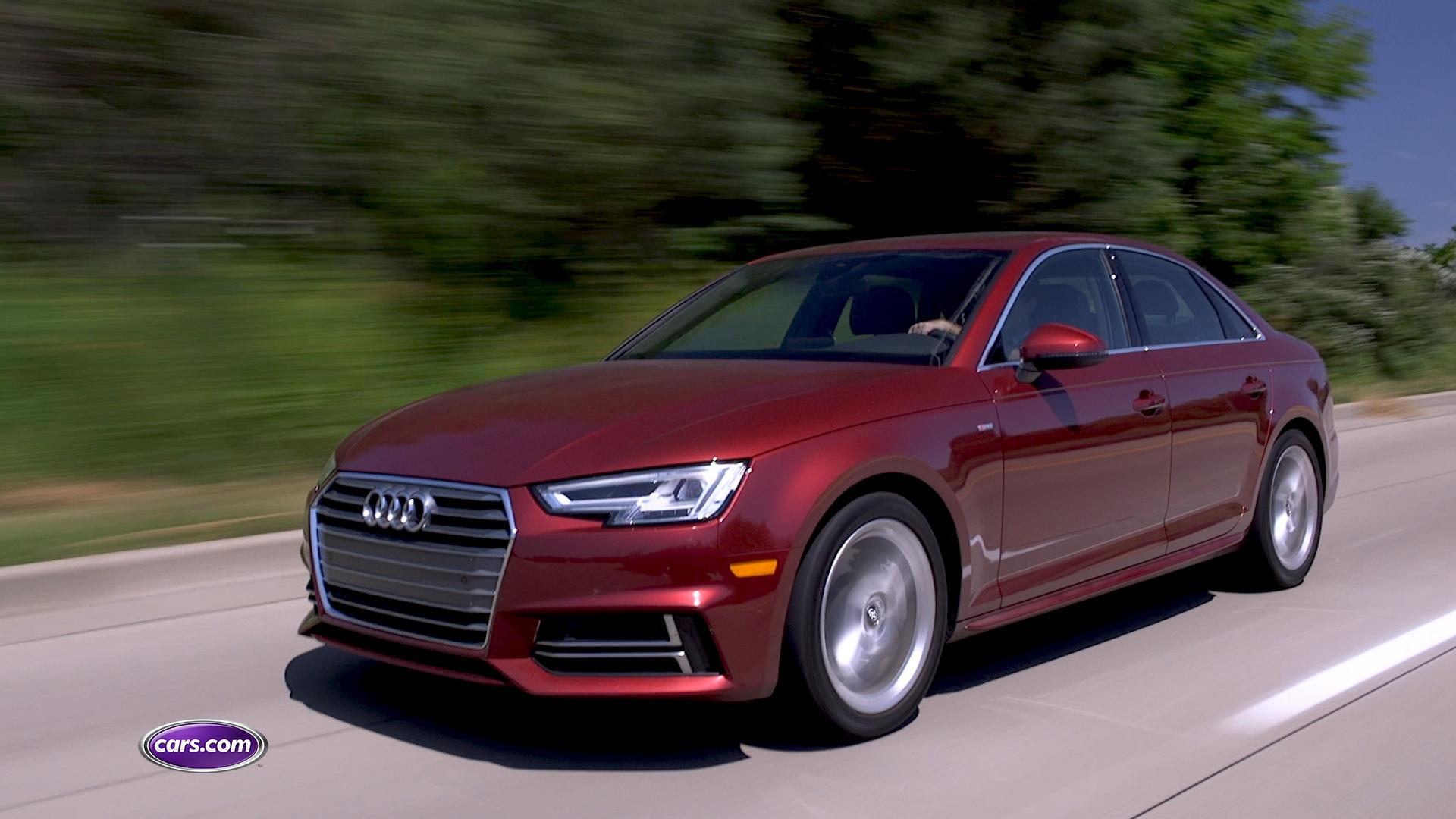Video: What Makes the 2018 Audi A4 a Winner? — Cars.com