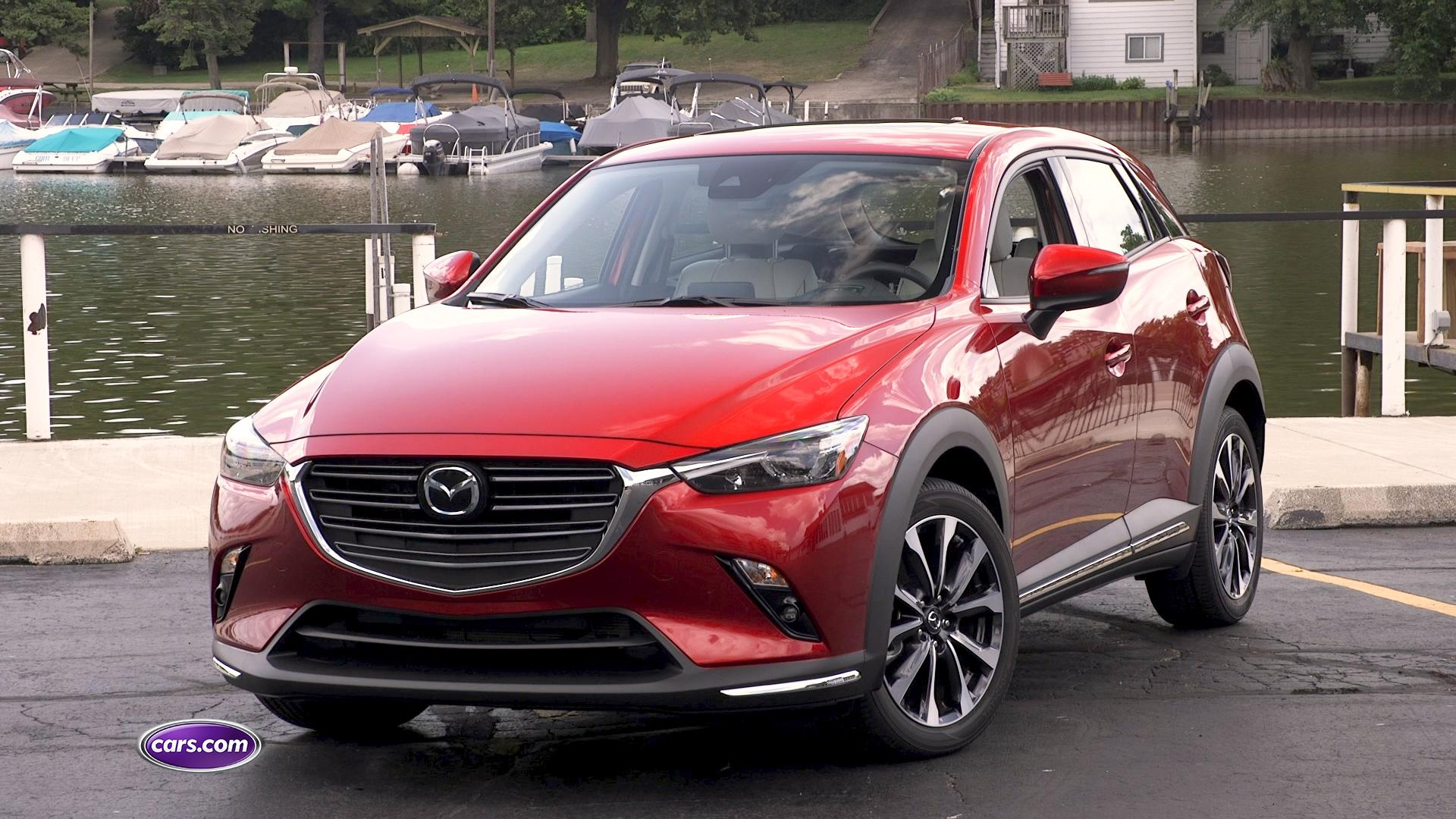 Video: 2019 Mazda CX-3: Review — Cars.com