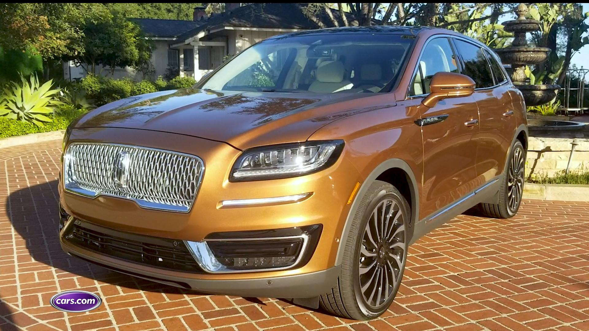 Video: 2019 Lincoln Nautilus: First Drive — Cars.com