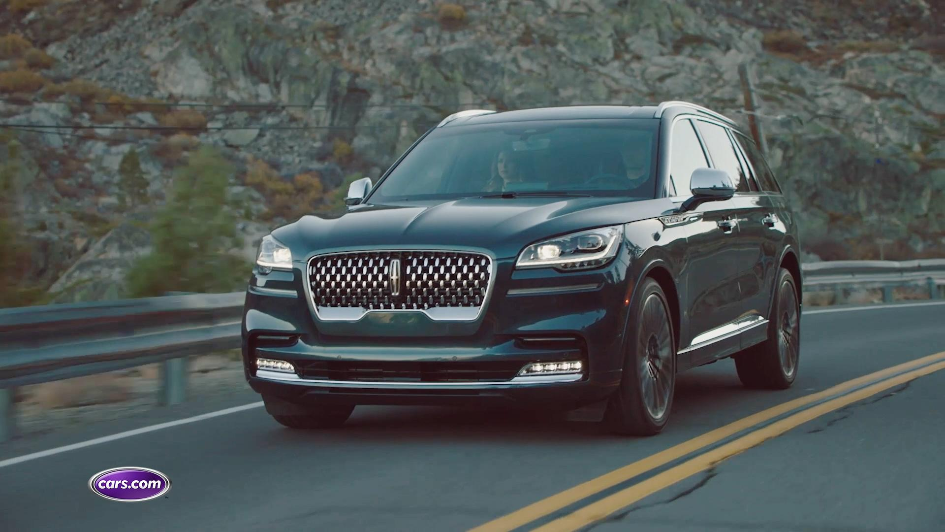 Video: 2020 Lincoln Aviator: First Look — Cars.com