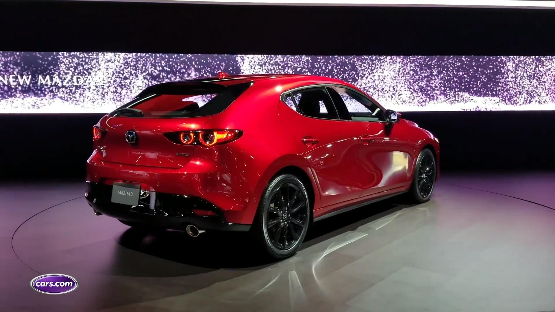 Video: 2019 Mazda3: First Look – Cars.com