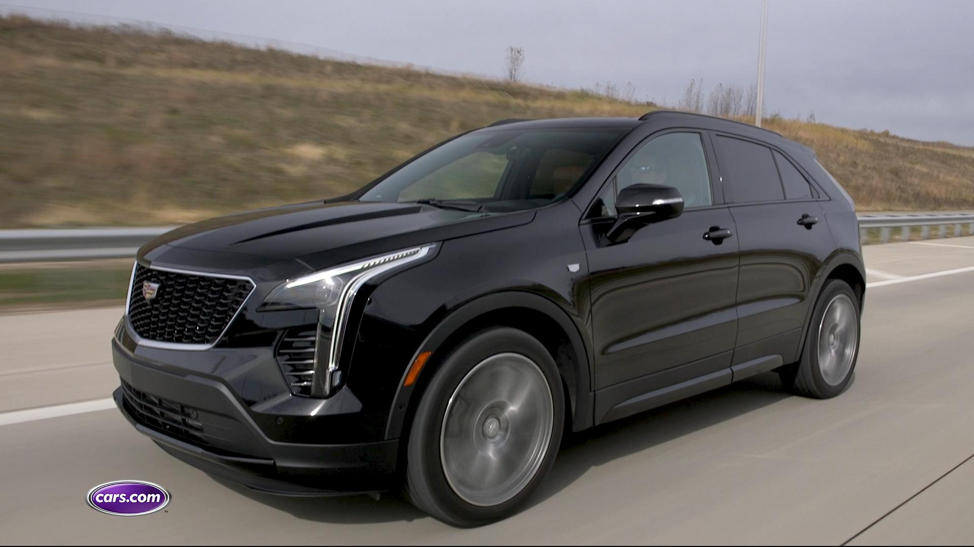 Black Book Car Values >> 2019 Cadillac XT4: Review — Cars.com Video