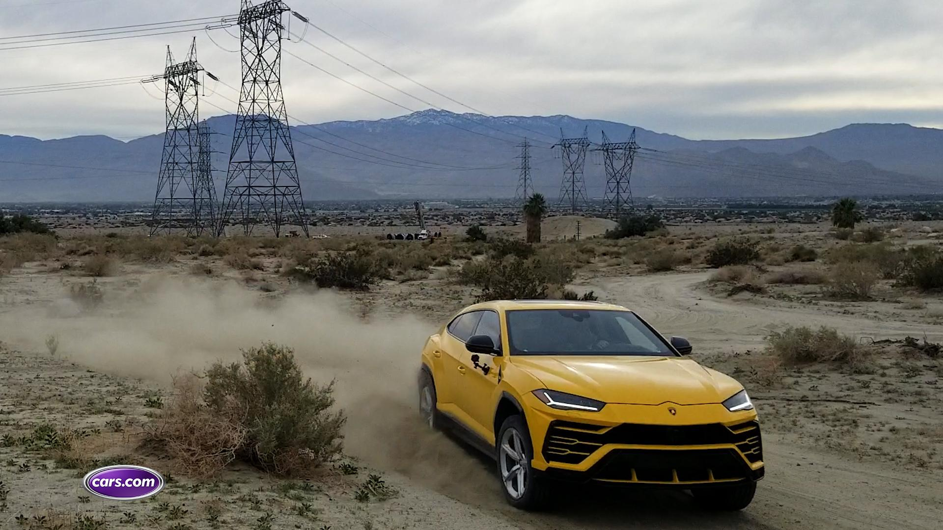 Video: 2019 Lamborghini Urus: First Drive — Cars.com