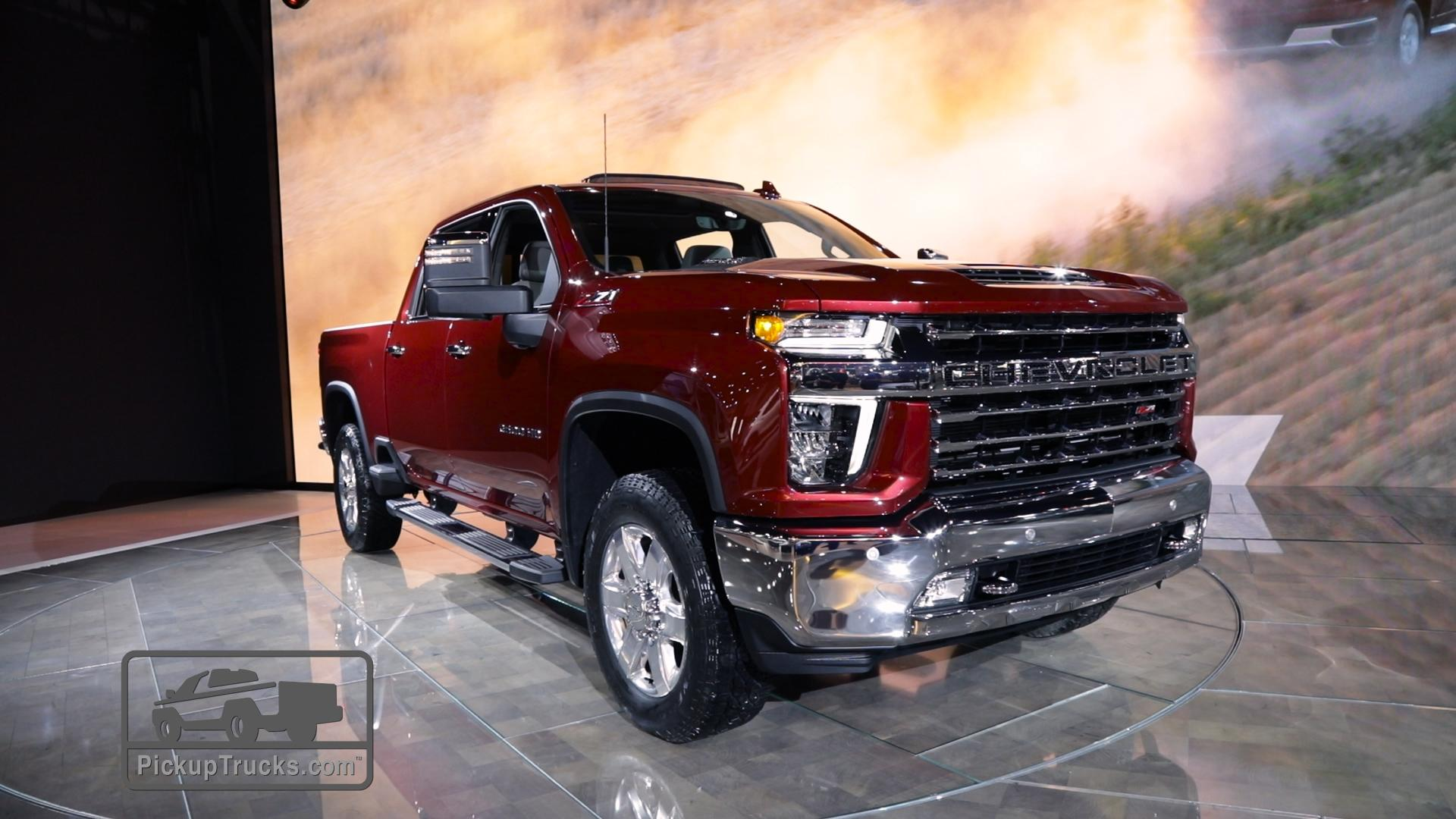 2020 Chevrolet Silverado 2500/3500: First Look ...
