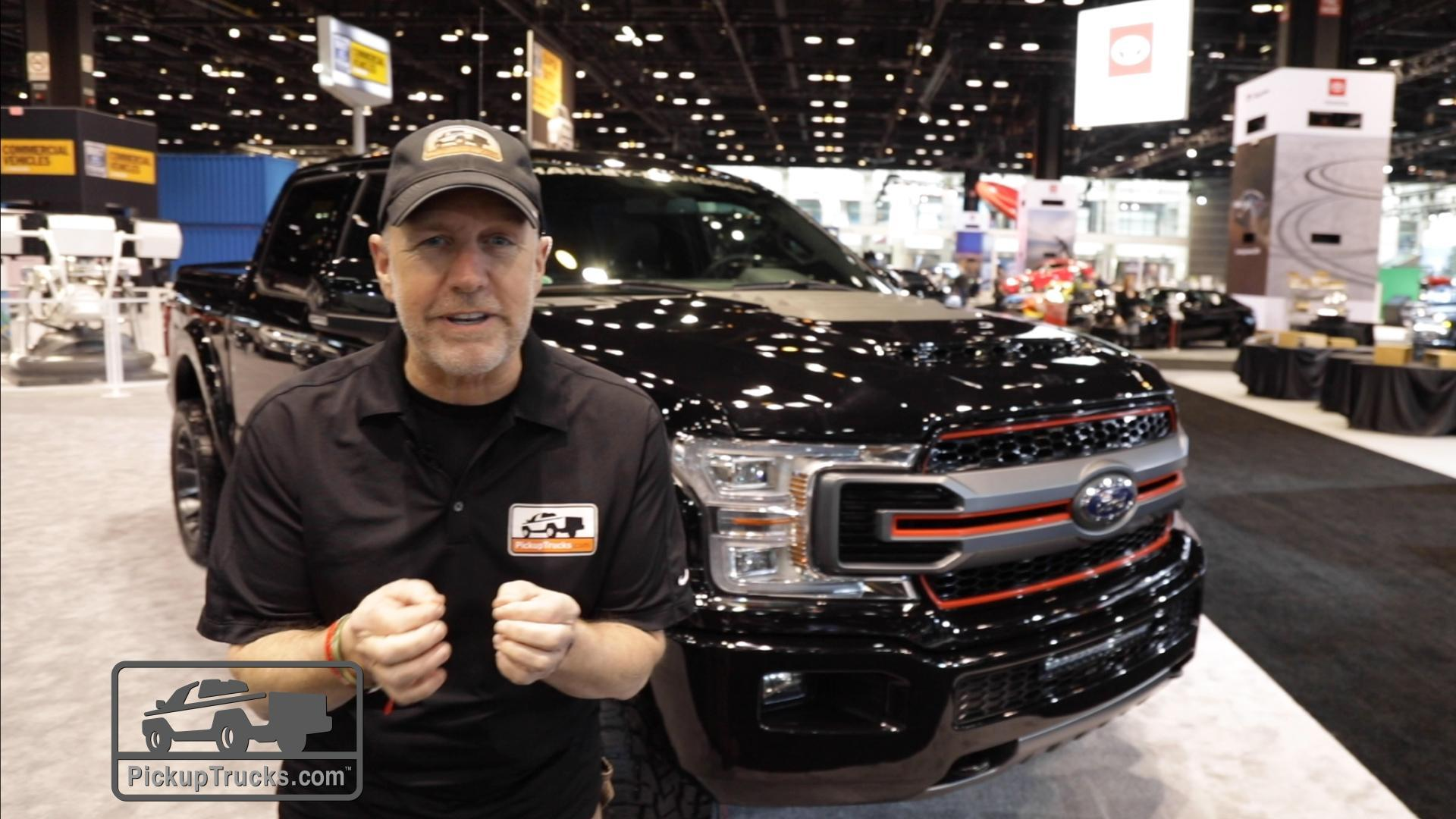 Video: 2019 Ford F-150 Harley-Davidson: First Look — PickupsTrucks.com