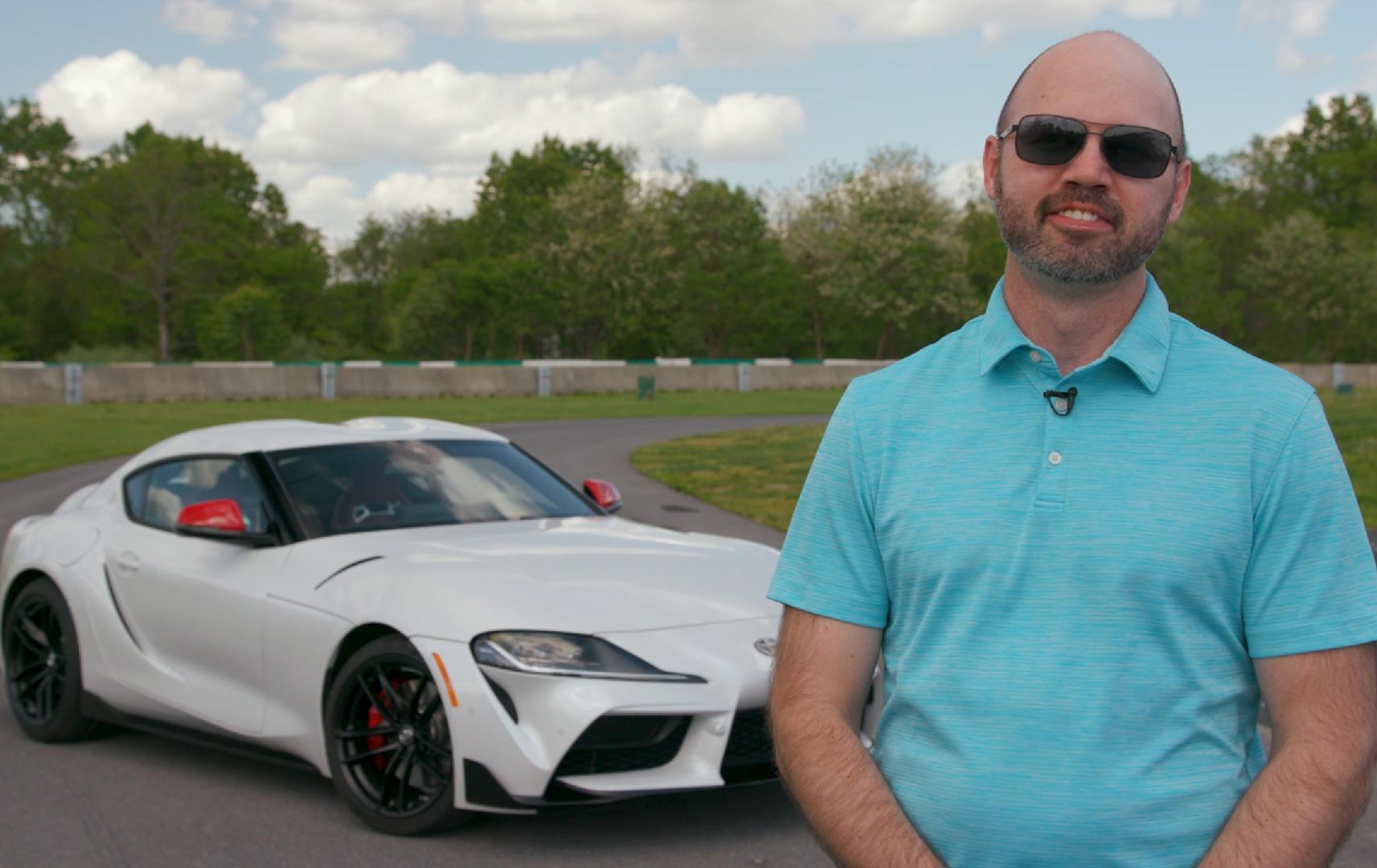 Video: 2020 Toyota Supra: First Drive — Cars.com