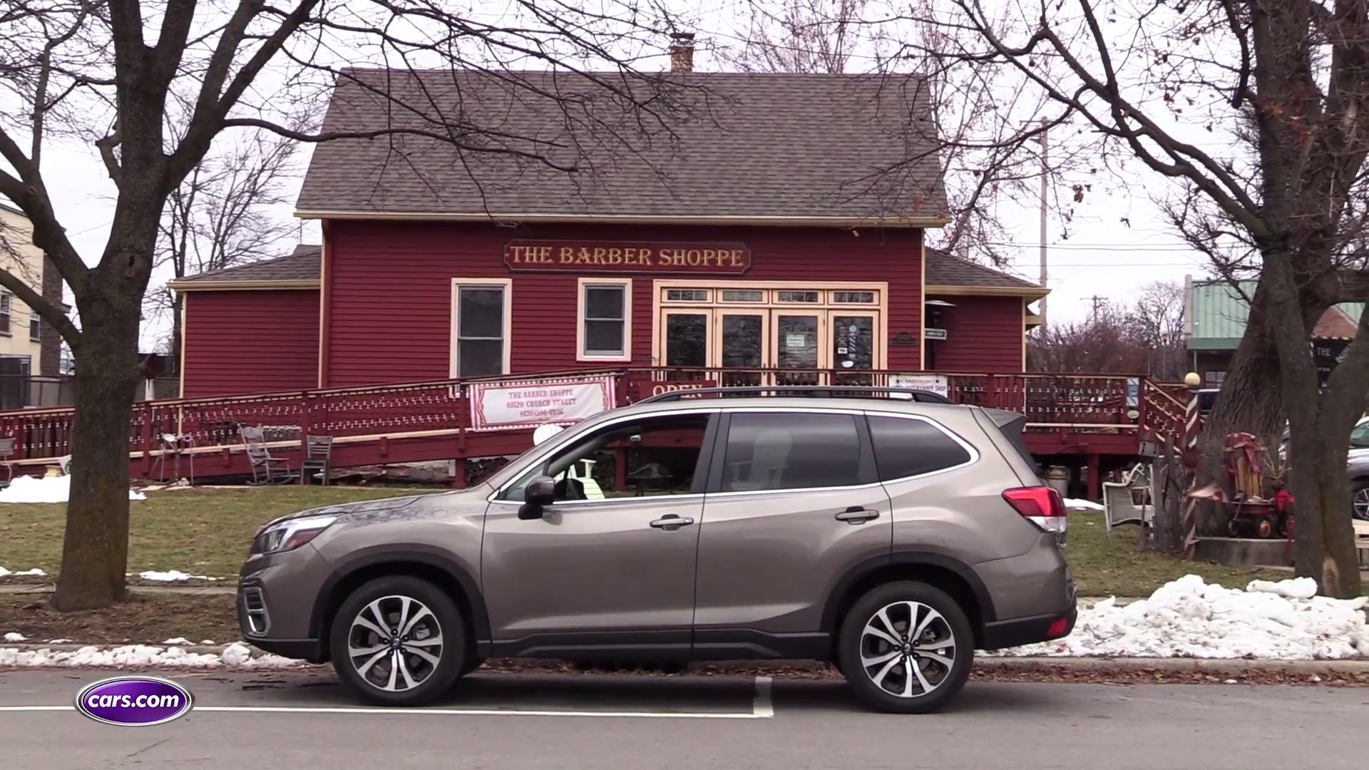 2019 Subaru Forester - For every turn, there's cars com