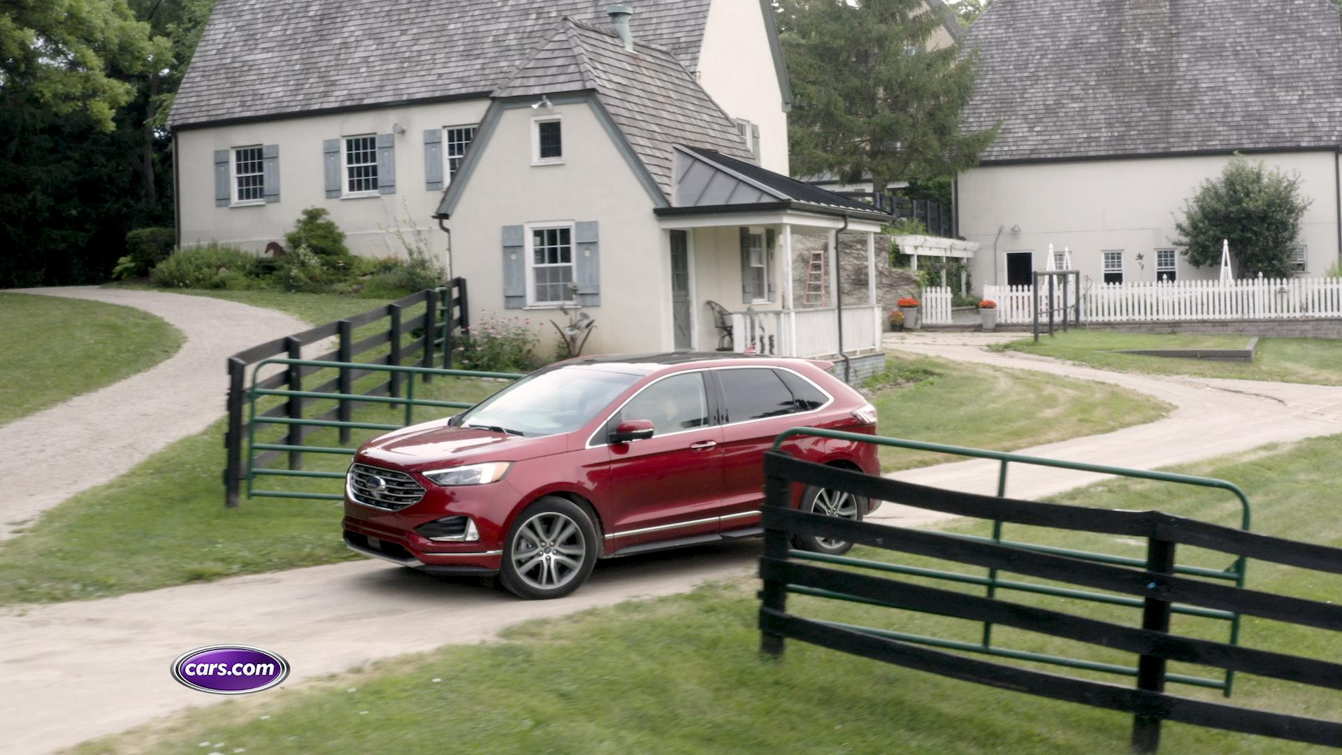 Video: 2019 Ford Edge: Review — Cars.com