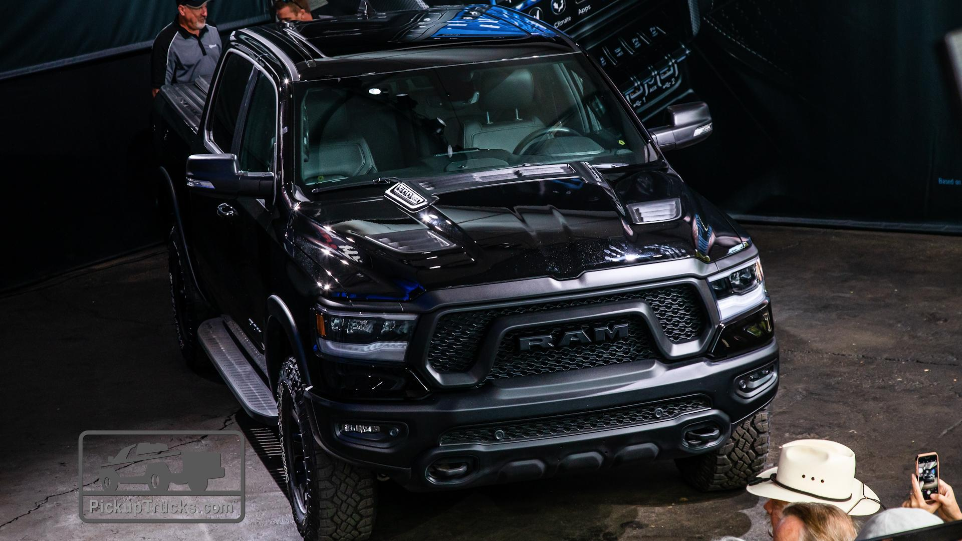 Ram Goes Dark Rolls Out 2020 Black And Night Editions