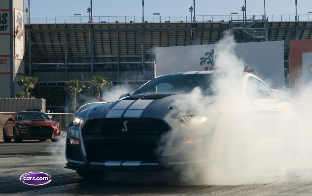 Video: 2020 Ford Mustang Shelby GT500 Review — Cars.com