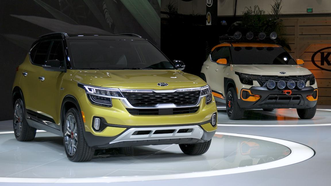 Video: 2021 Kia Seltos: First Impressions — Cars.com