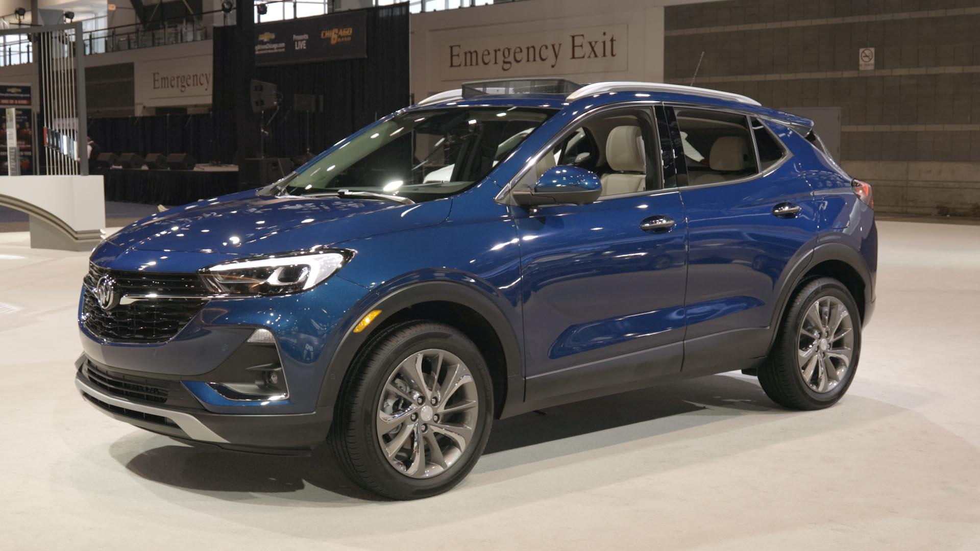 Video: 2020 Buick Encore GX: First Impressions — Cars.com