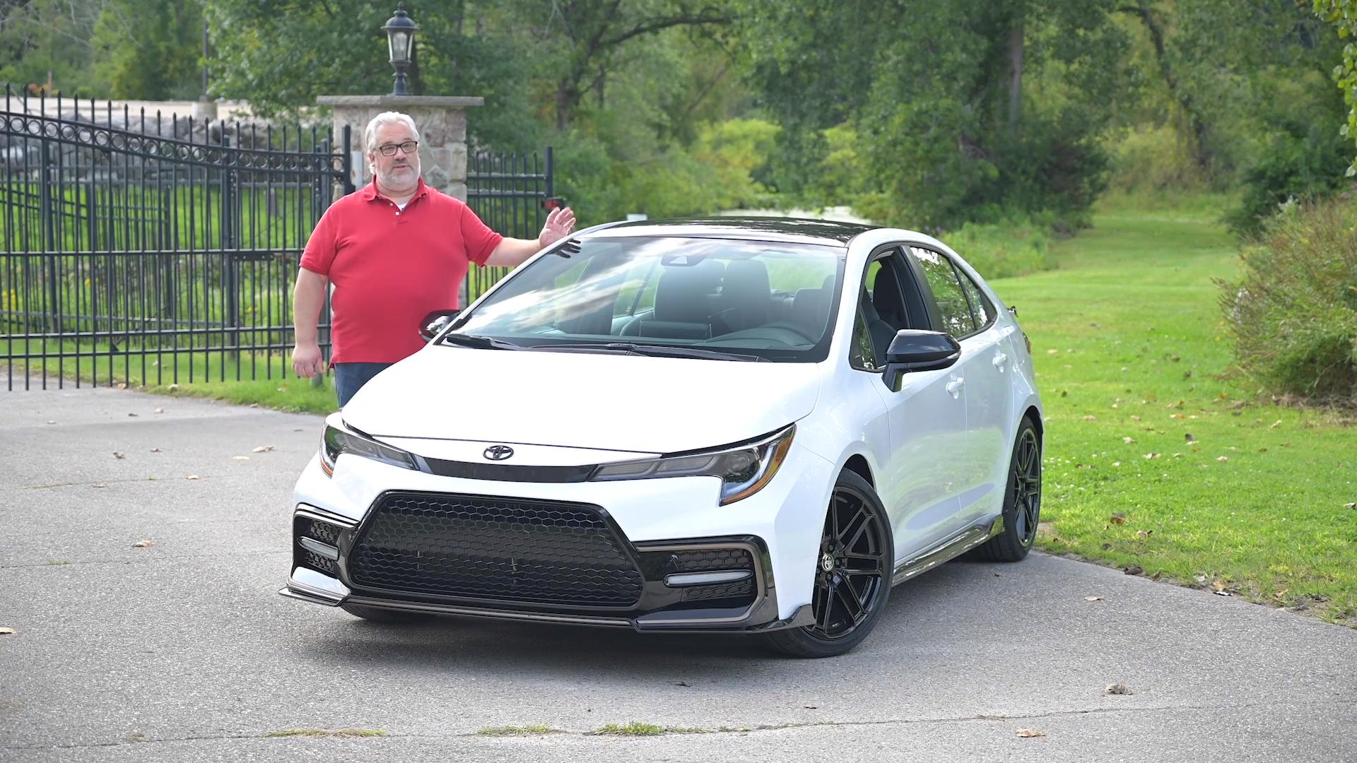 2021 Toyota Corolla Apex: Review — Cars.com Video