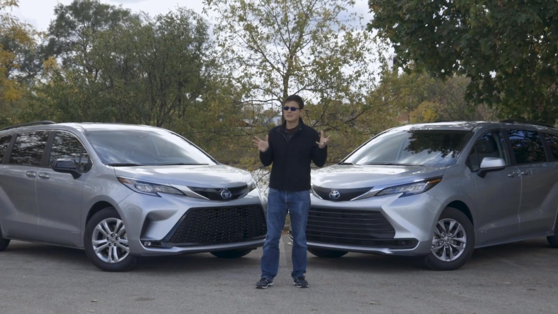 Video: 2021 Toyota Sienna: Review — Cars.com