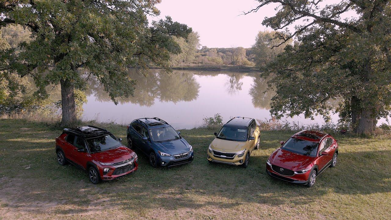 Video: What's the Best Affordable Small SUV? — Cars.com