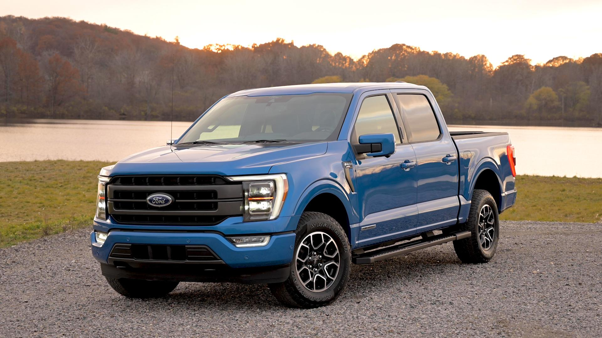 Video: 2021 Ford F-150: Review — Cars.com