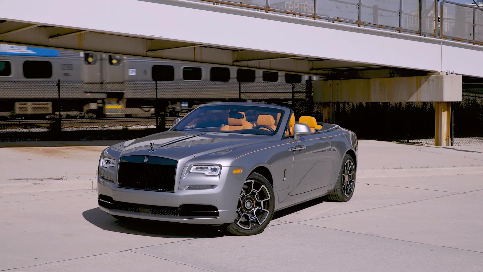 2020 Rolls Royce Dawn Black Badge Review Cars Com Video