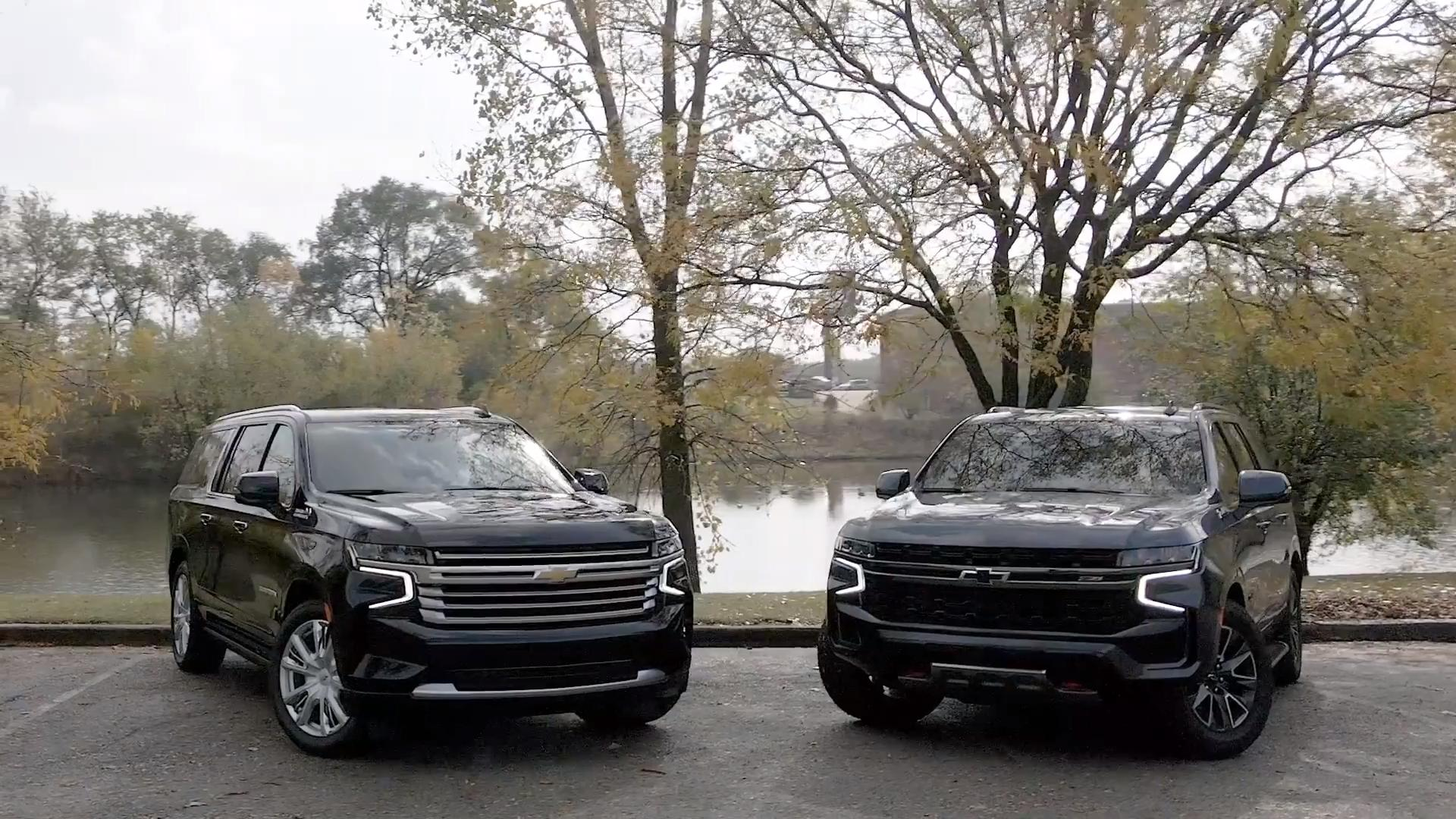 Video: 2021 Chevrolet Tahoe and Suburban Video Review — Cars.com