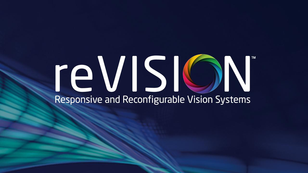 reVISION Zone | Machine Learning | Computer Vision