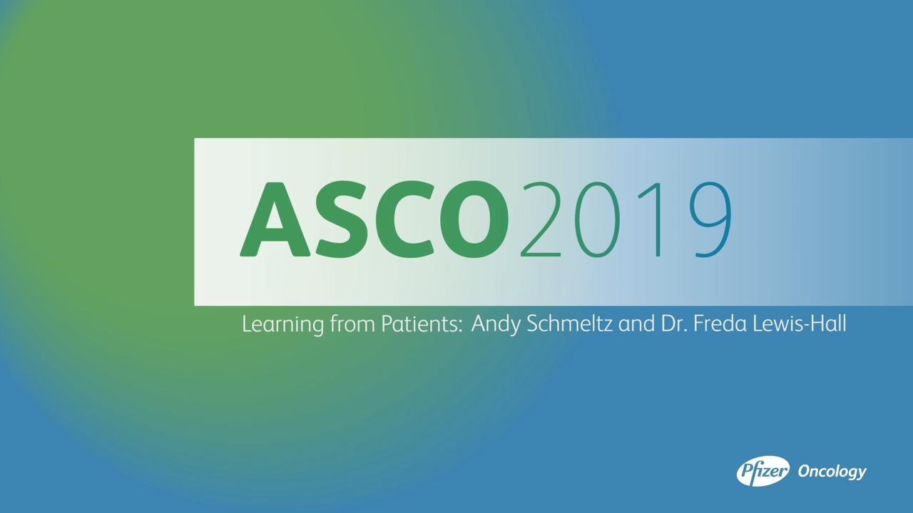 ASCO 2019: Making a Real Difference for Patients | Pfizer