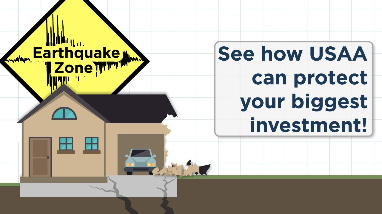 How To Help Protect Your Home From Earthquakes Usaa