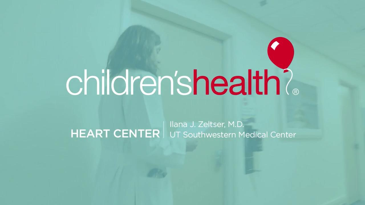 Ilana J  Zeltser, MD - Pediatric Cardiologist - Children's Health