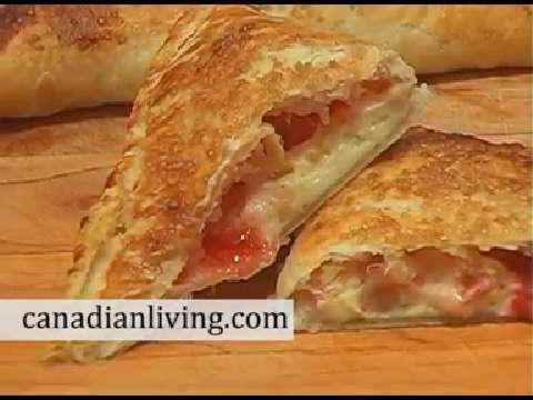 How to make Strawberry Cheesecake Turnovers