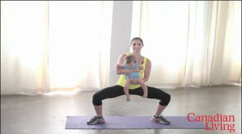 5 exercises you can do with your baby