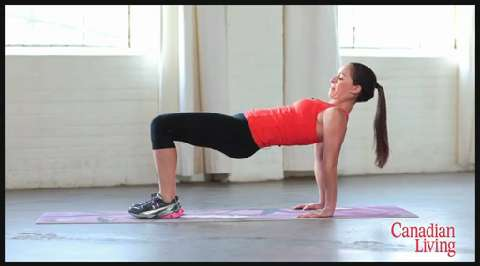 Toning trouble spots: 5 exercises to tone your triceps