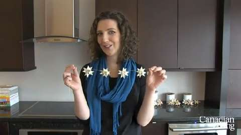 Easy origami: How to fold a paper star