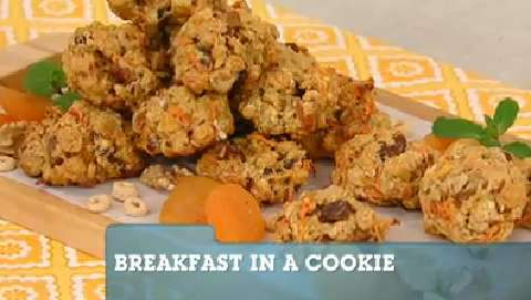 Best Recipes Ever: Breakfast in a Cookie