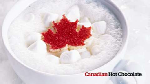 How to make Canadian Hot Chocolate