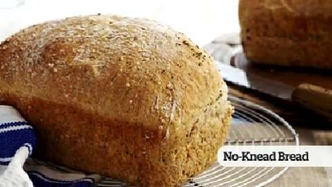 How to make no-knead bread