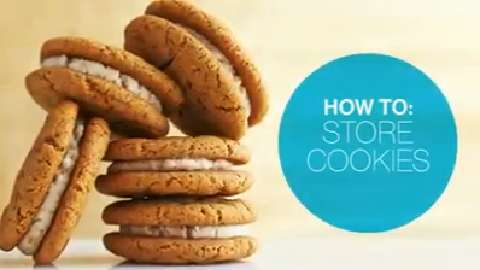 How to store cookies for maximum freshness