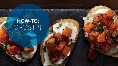 How to make crostini