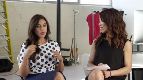 Lisa Ray talks about how walking can solve problems