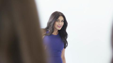 Lisa Ray: Behind the scenes at the Canadian Living cover shoot