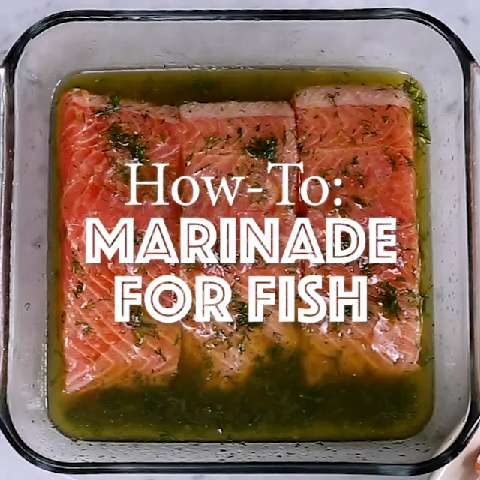 Quick tips: How to make marinade for fish