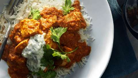 How to make Slow Cooker Chicken Tikka Masala