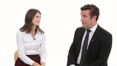 Talking to Rick Mercer about elections
