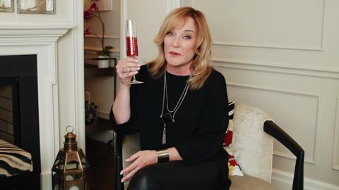 Happy 40th from Marilyn Denis