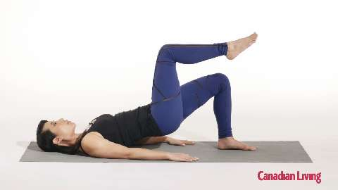 Bridge exercises: Moves for stronger abs and glutes