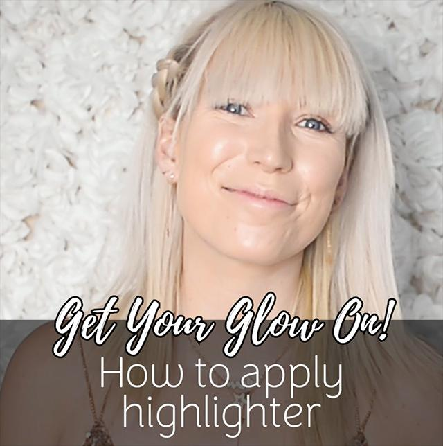 How to get glowing, highlighted skin