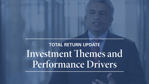 PIMCO Total Return Update: July 2015 investment themes and performance drivers