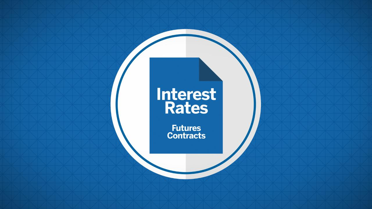 Interest Rates Active Trader Cme Group
